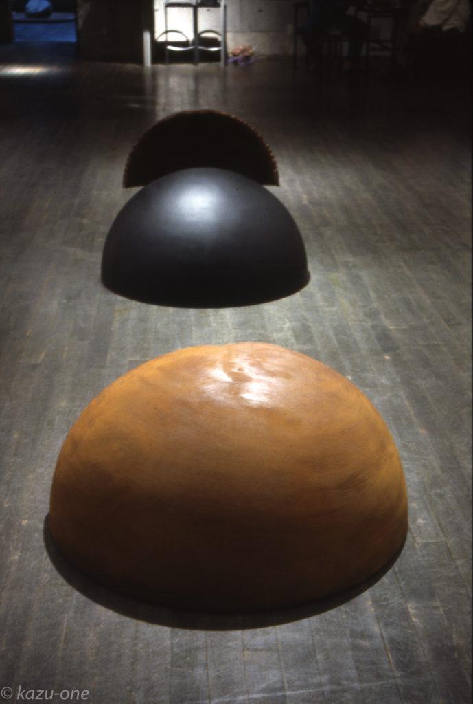 Still Ill / 素材 : 鉄,石膏,FRP/ h450mm w900mm