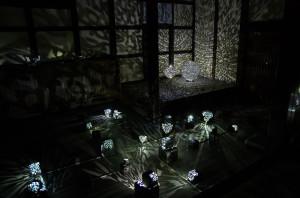 「奈良・町家の芸術祭HANARART 2012」八木札の辻/深瀬家/「CROSS ROAD」